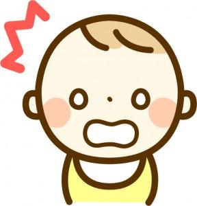 驚く赤ちゃん (2)