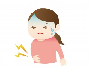 腹痛 (2)